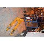 Jungheinrich Hydraulic Pallet Truck (Located In Minworth, Birmingham B76. Collection on 28th April