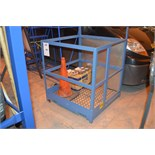 Make Unknown Fork Lift Lift Cage (Located In Minworth, Birmingham B76. Collection on 28th April 2016
