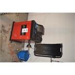 Super Spin Digital Automatic Motorised Wheel Balancer Serial No: B121A25. Plant No: BM01, Single