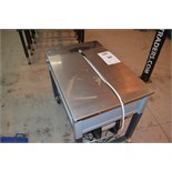 Make Unknown Semi Auto Strap Machine for 6mm - 15.5mm. Model TP-202CE Serial No: 82250 (2012) (