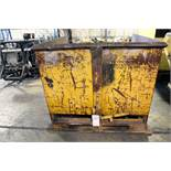 Tilting Dumpster
