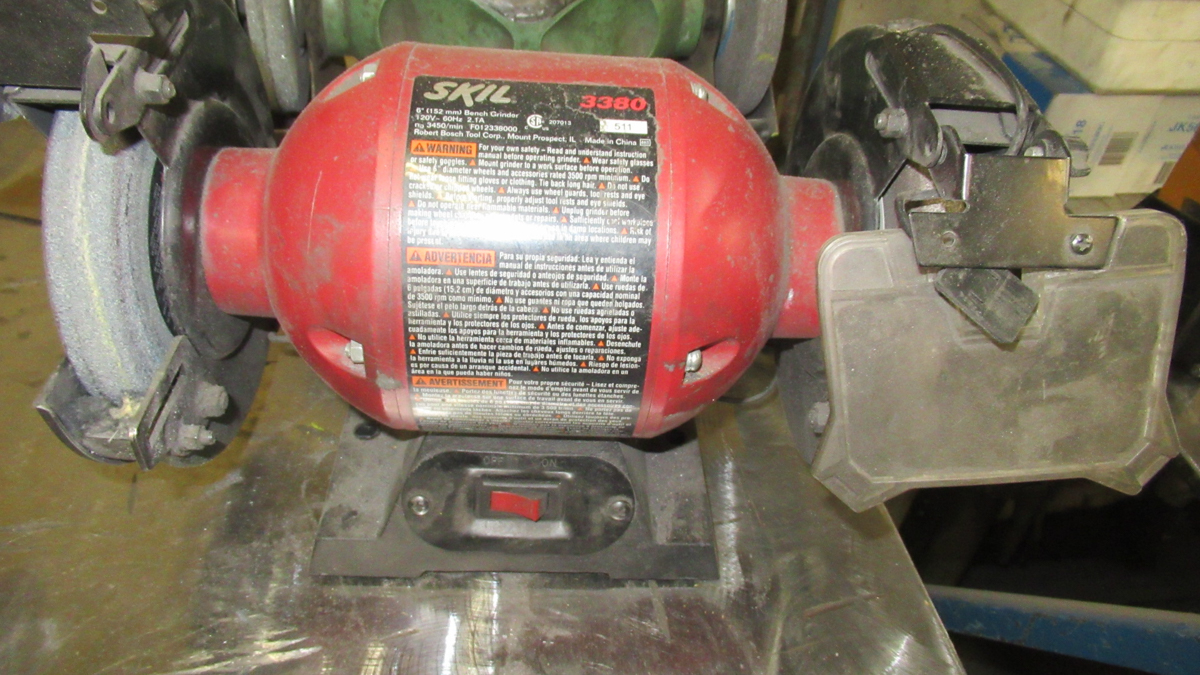 SKILL ELECTRIC BENCH GRINDER