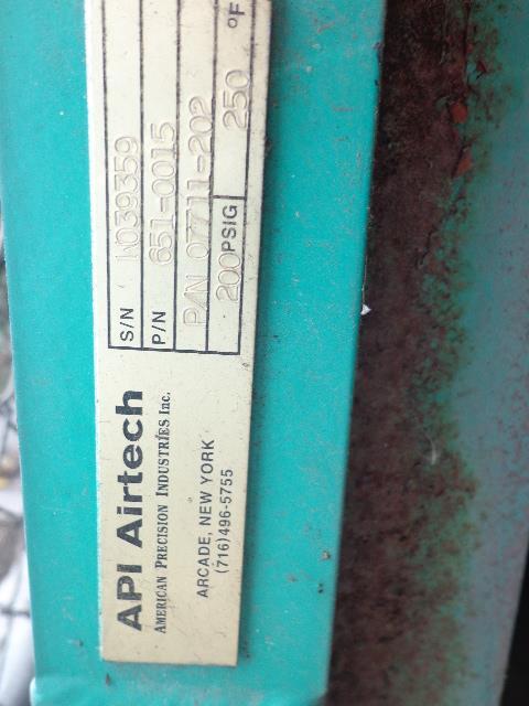 Lot 67 - Compressor