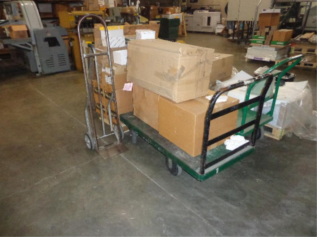 Lot 61 - Solid Deck Dolly