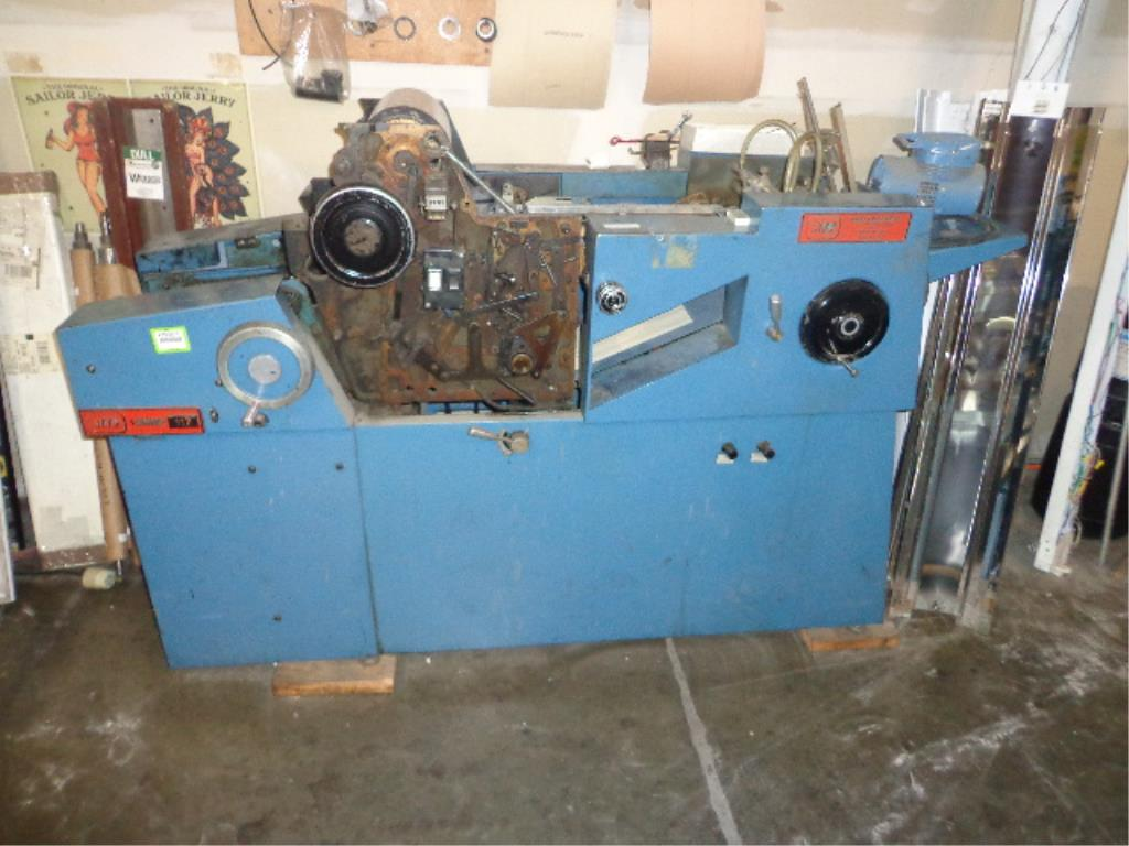 Lot 36 - ATF Chief 117 Printer-For Parts