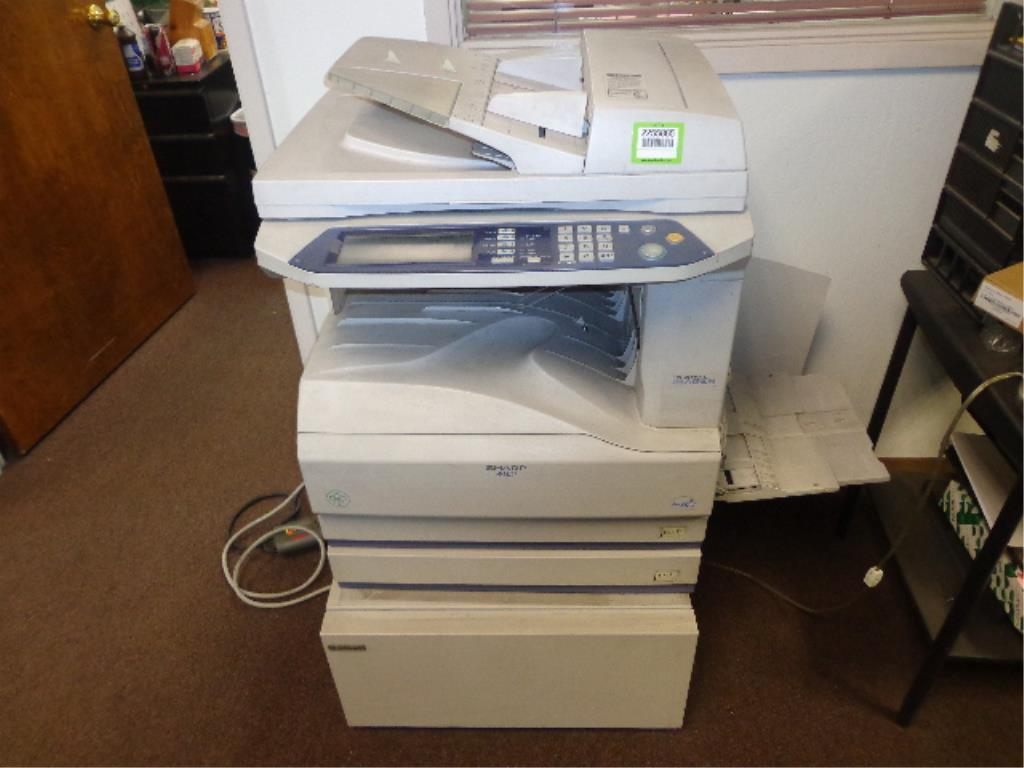 Lot 66 - Sharp All in One Printer
