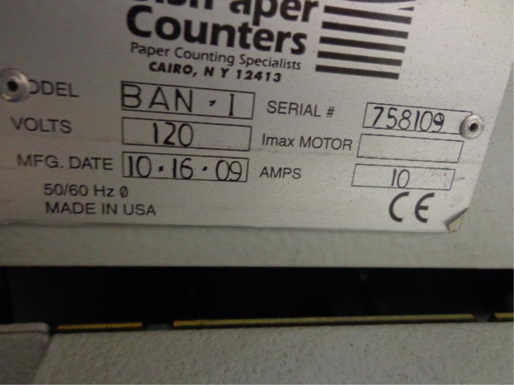 Lot 65 - Max- Bantam Paper Counter