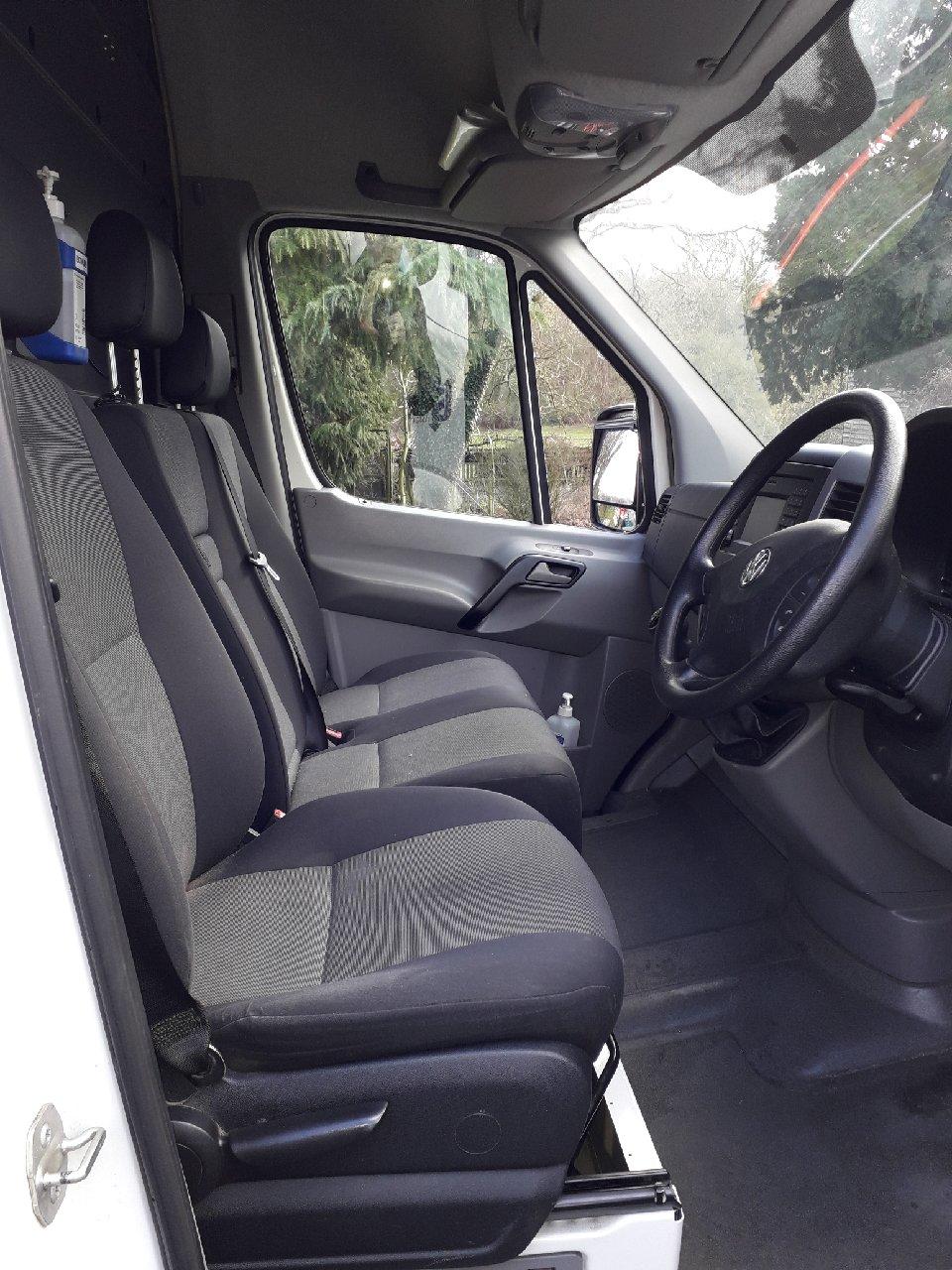 Lot 1 - VW Crafter CR35 TDi Panel Van, registration GK15 V