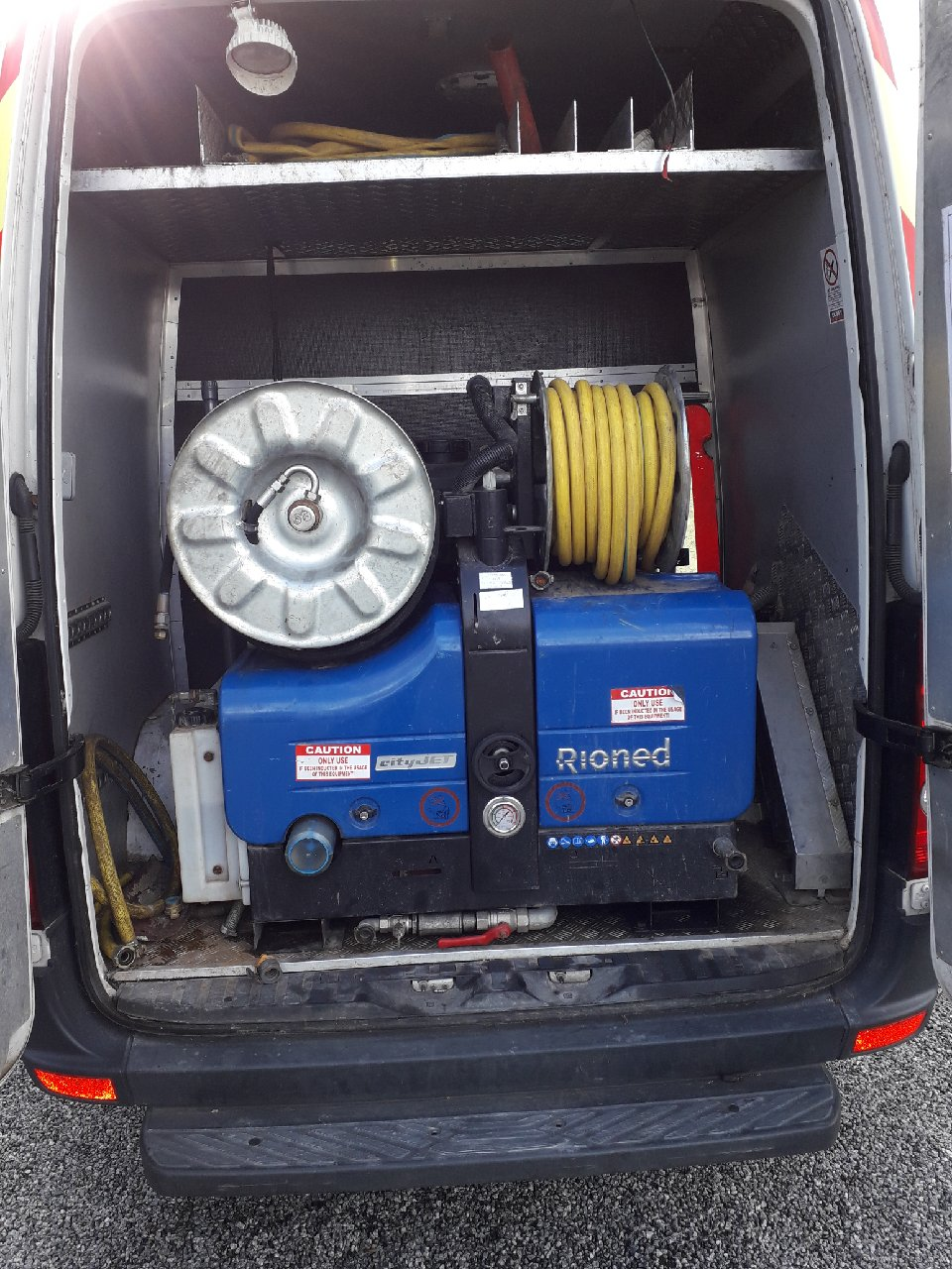 Lot 2 - VW Crafter CR35 TDi 109 MWB Panel Van, registratio
