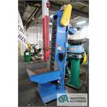 """10"""" X 78"""" ANGOR MODEL AMH600 SERIES BUCKET LOADER; S/N Z01718392, WITH PENTA-DRIVE DC MOTOR SPEED"""