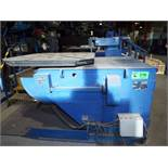 "ARONSON HD60CS TURN & TILT WELDING POSITIONER WITH 6000 LB. CAPACITY,48""X48"" TABLE, S/N: G10287 (CI)"
