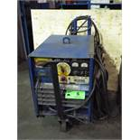 LINCOLN IDEALARC DC-400 ARC WELDER
