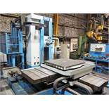 "FEMCO (2007) BMC-110R2 4.3"" CNC HORIZONTAL TABLE TYPE BORING MILL"