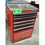 MASTERCRAFT 6 DRAWER TOOL BOX