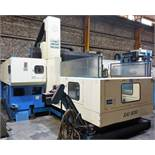 KAO-MING (2000) KMC-2000SD CNC BRIDGE TYPE VERTICAL MACHINING CENTER
