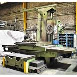 "UNION HECKERT BFT-110/5 5"" TABLE TYPE HORIZONTAL BORING MILL"