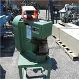 BJST Model AP-K2 Press S/N: 58-5394, AC 100V, 50/60 HZ, 200 W located at 707 Burlington Ave Loganspo