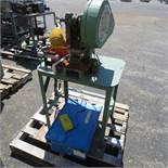 Alvafallen Model B 2 Ton Press located at 707 Burlington Ave Logansport, IN 46947