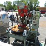 5 Ton Type MM120-010 Molding Machine located at 707 Burlington Ave Logansport, IN 46947