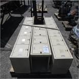 Assorted Mini-Lockers located at 707 Burlington Ave Logansport, IN 46947