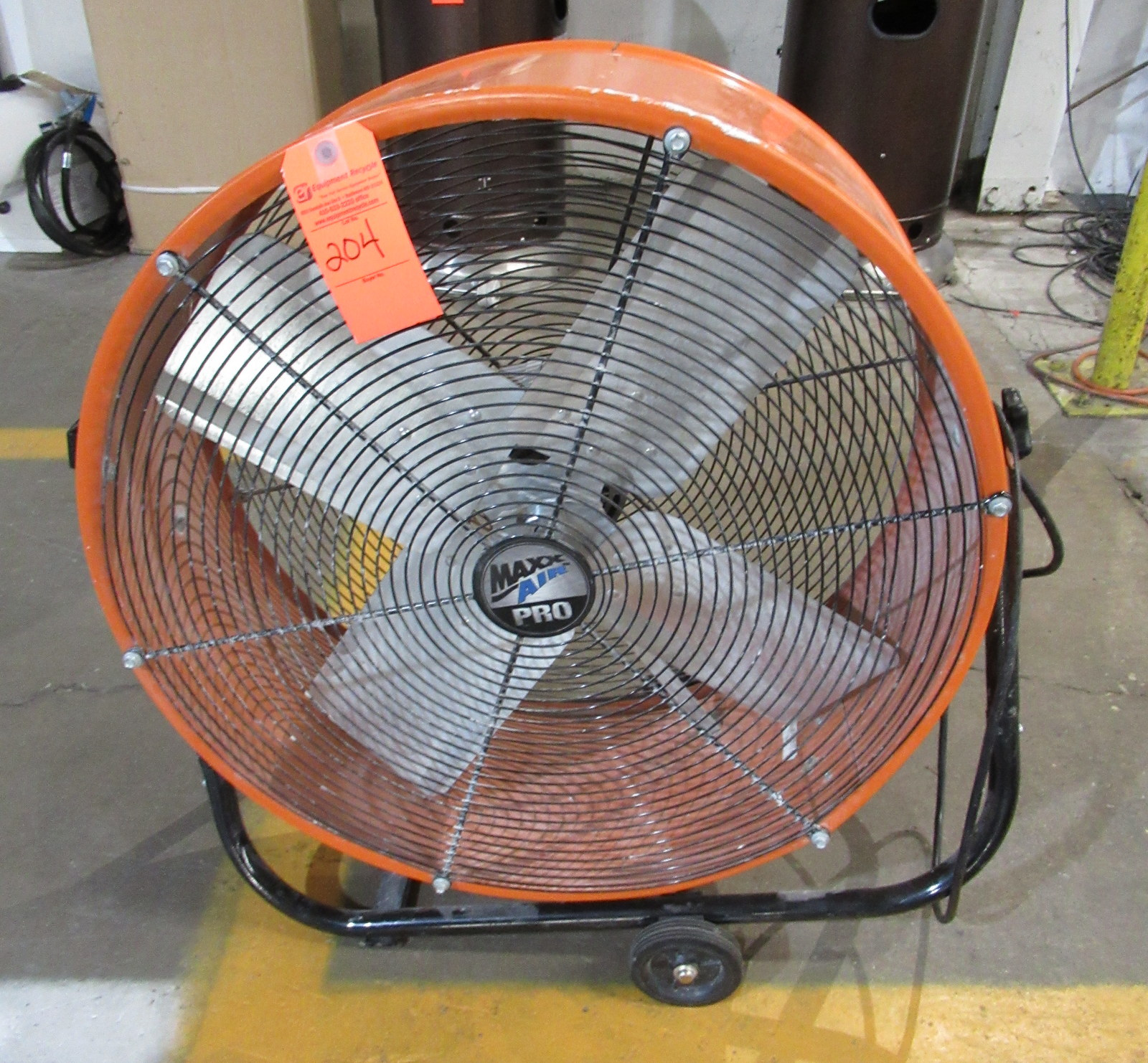 Lot 204 - Maxx AirPro BF24TFORGPRO Fan