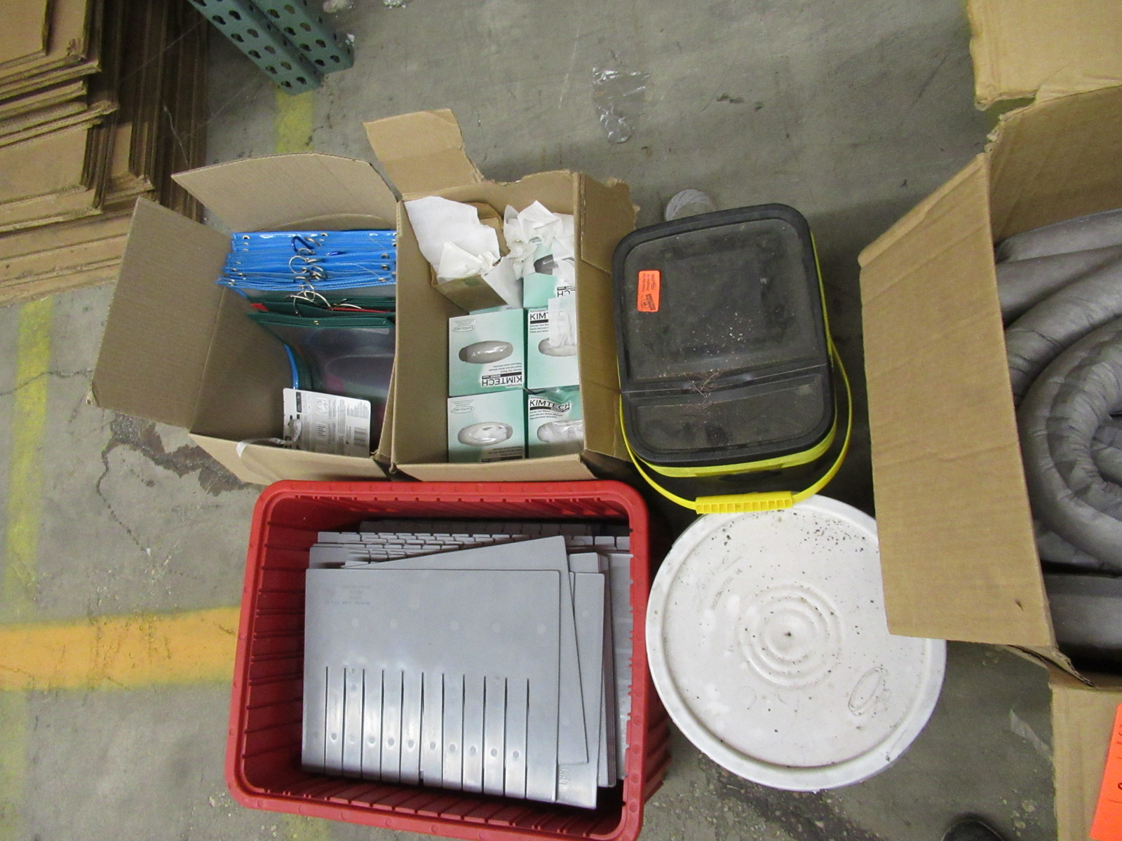 Lot 242 - Spill Containment Control Equipment and more!