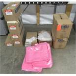 Uline Shipping Shipping Tags, Inspection Tags, Inventory Tags, and Assorted Bags in Different Sizes