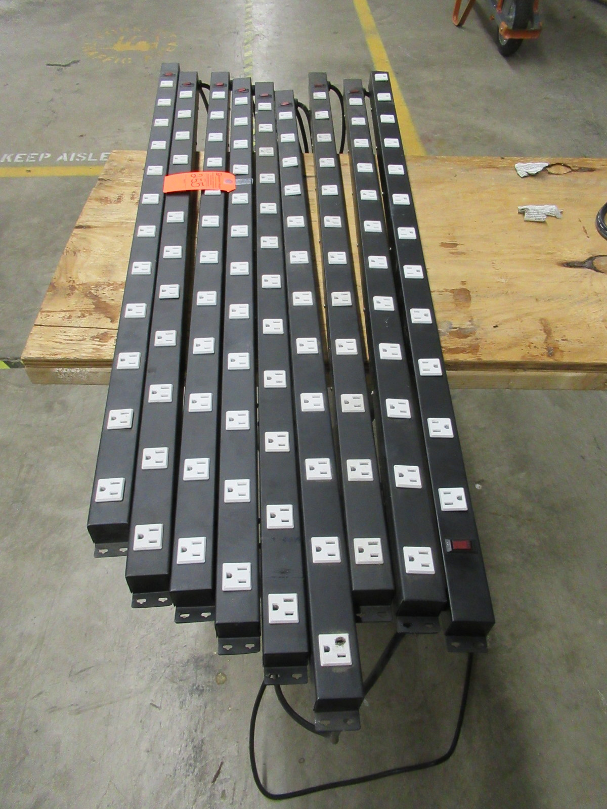 Lot 255 - Opent Tron OT-4126 Power Strips