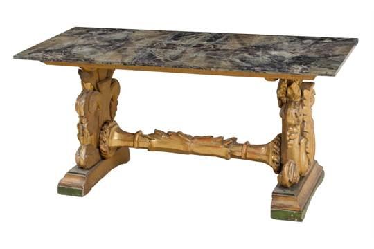 Tavolino Salotto Verde : Tavolino da salotto in legno laccato e dorato ad oro zecchino piano