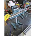 impulse sealer, 24 in. (Located in Mississauga, ON)