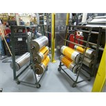 Print Cylinders for Comco Presses (Lot 2A & 2B) - See pdf for complete description.