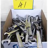 LOT ASST. WRENCHES