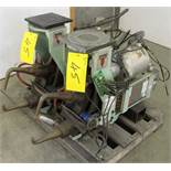 LOT OF (2) 2013 OBARA 93KVA SPOT WELDING HEADS