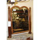*VICTORIAN DRESSING TABLE MIRROR [0]