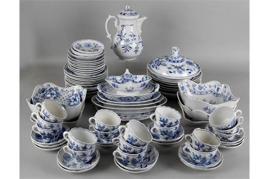 Dating meissen porcelain