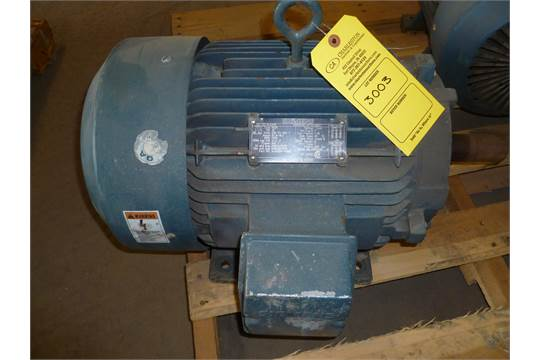 Siemens pe 21 plus electric motor type rgze 15 hp 230 yy for 75 hp electric motor amps
