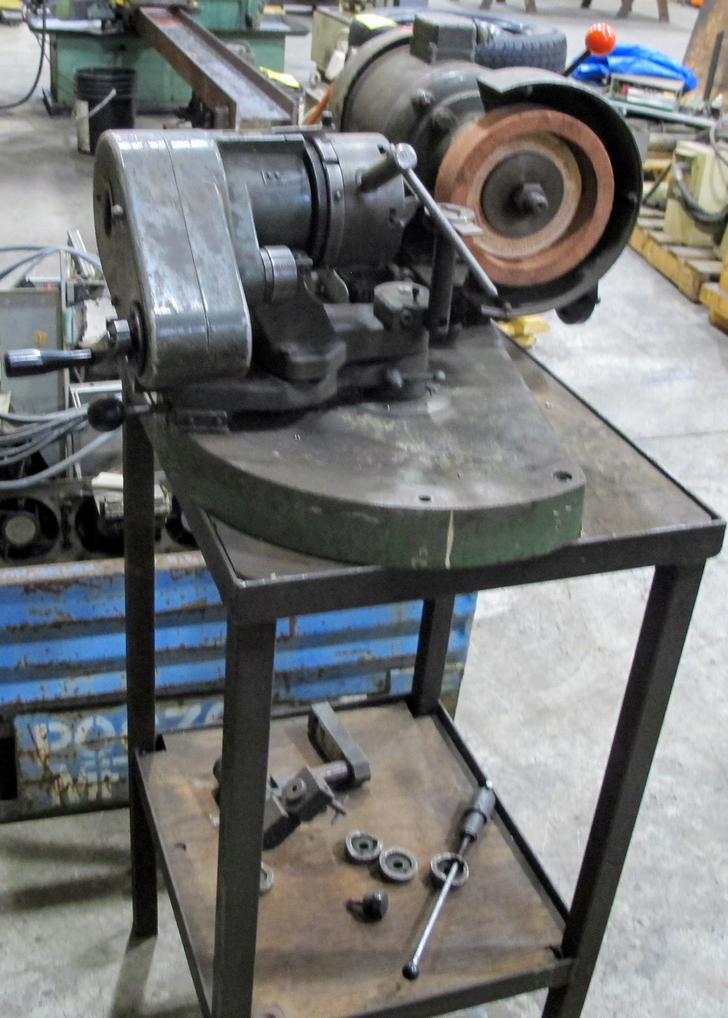 GRYPHON TOOL GRINDER, MODEL 58, S/N 74592L - Image 3 of 3