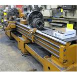 "PBR TM-30 LATHE, 2-AXIS DRO, 12"" 3-JAW CHUCK, 12' BED, 15 - 1,500 RPM, QUICK CHANGE TOOL HOLDER,"