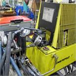 ENERPAC PEM2045Y HYDRAULIC POWER PACK W/RAM