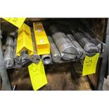 LOT OF 10 BORING BARS AND ARMS