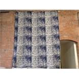 Dash & Albert Europe Drybrush Hand-Woven Blue/Ivory Area Rug (DSAE1277 - 9674/7)