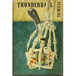 Fleming (Ian) Thunderball, L. (Cape) 1961. First Edn. hf. title, orig.