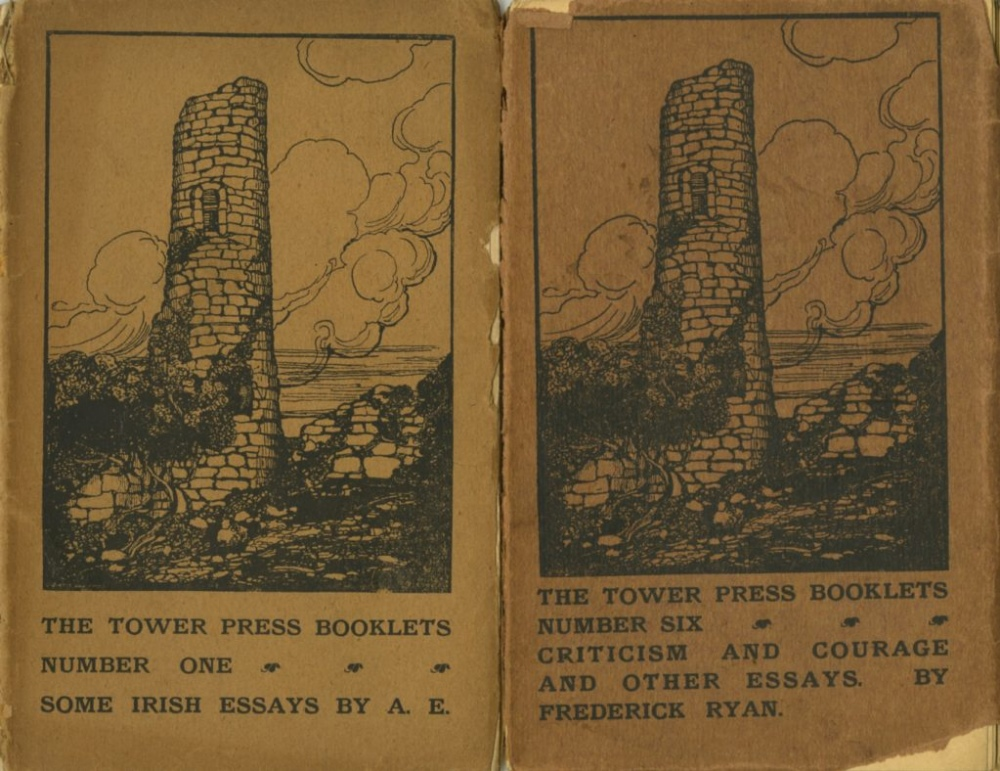 Tower Press Booklets: The Tower Press Booklets - Series One, 1. Some Irish Essays, by A.E., 12mo D.