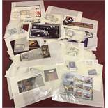 A quantity of Guernsey and Alderney collectors mint stamp sets and mini sheets.