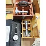 3.6'' - 4'' , 2.4'' - 2.8'' Tri Micrometers & Swiss Hole Micrometers