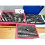 0.061 - 0.500 Pin Gauges