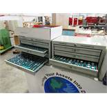 0.011 - 1.000 Meyer Pin Gauges with Cabinets
