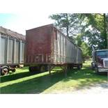 1974 BLAC salvage chip trailer vin# ACT14094328