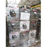  35x  POWER AIR FRYER XL   UNCHECKED AND BOXED   NO ONLINE RESALE   SKU C5060191469838   RRP £69.99