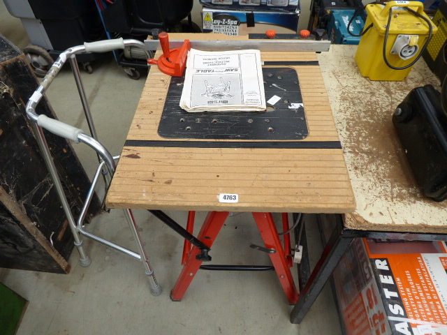 4347 Table saw bench